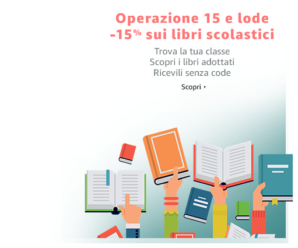 Come Ordinare Libri Scolastici su Amazon